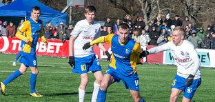 Tutk helped Pärnu coming back once again (Pärnu Postimees)