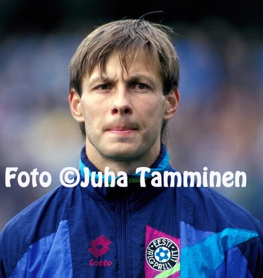 Dzintar Klavan, father of Ragnar (Juha Tamminen)
