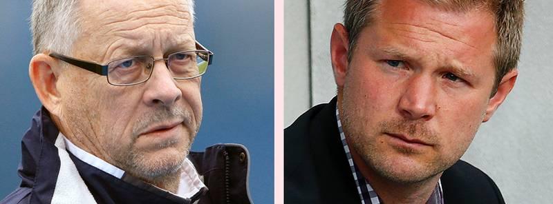 Lagerback vs. Pehrsson(Aftonbladet.se)