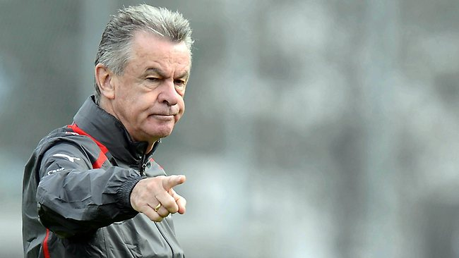 Results under Hitzfeld directions were good. Will Petkovic take the legacy? (Daily Telegraph)