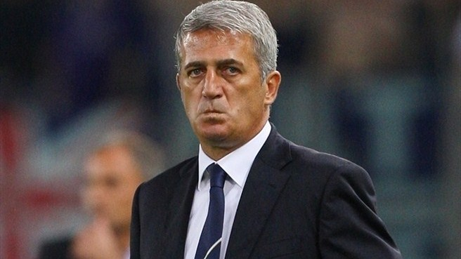 Aftern making a name at Lazio in Serie A, Petkovic took the challenge of the national team coach (UEFA.com)