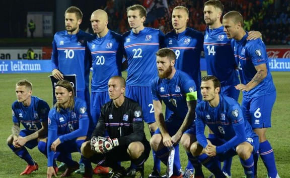 The Icelandic national team
