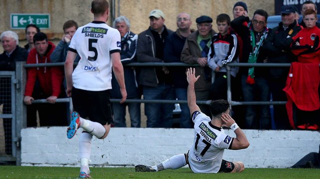 Richie Towell brings Dundalk another set of three points (RTE.ie)