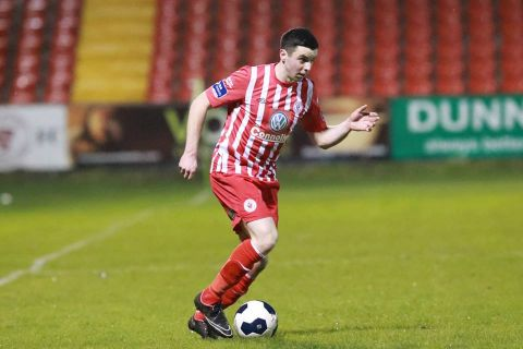 Kevin Devaney's goal wasn't enough to keep Sligo level with Cork City (sligorovers.com)