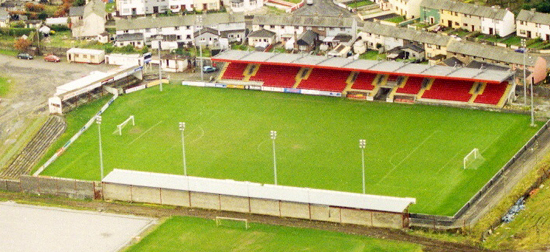 The Showgrounds, Sligo's home (foot.ie)
