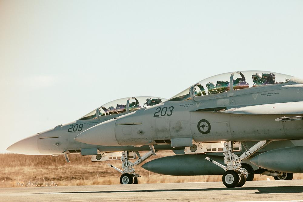 FA-18 Super Hornet Avalon Air show