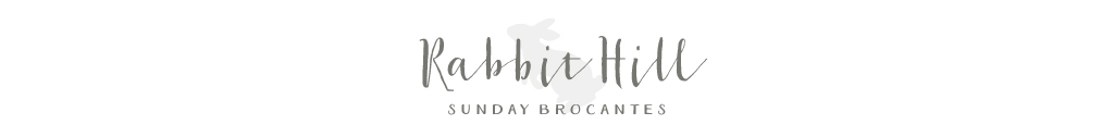 Sunday Brocantes at Rabbit Hill