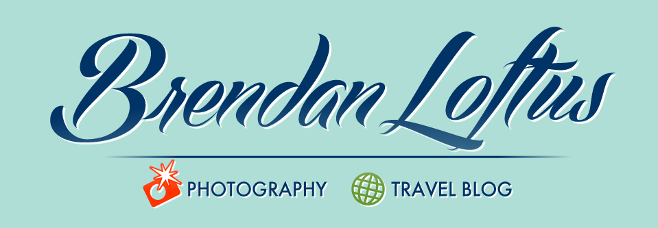 Brendan Loftus: Photography And Travel Blog