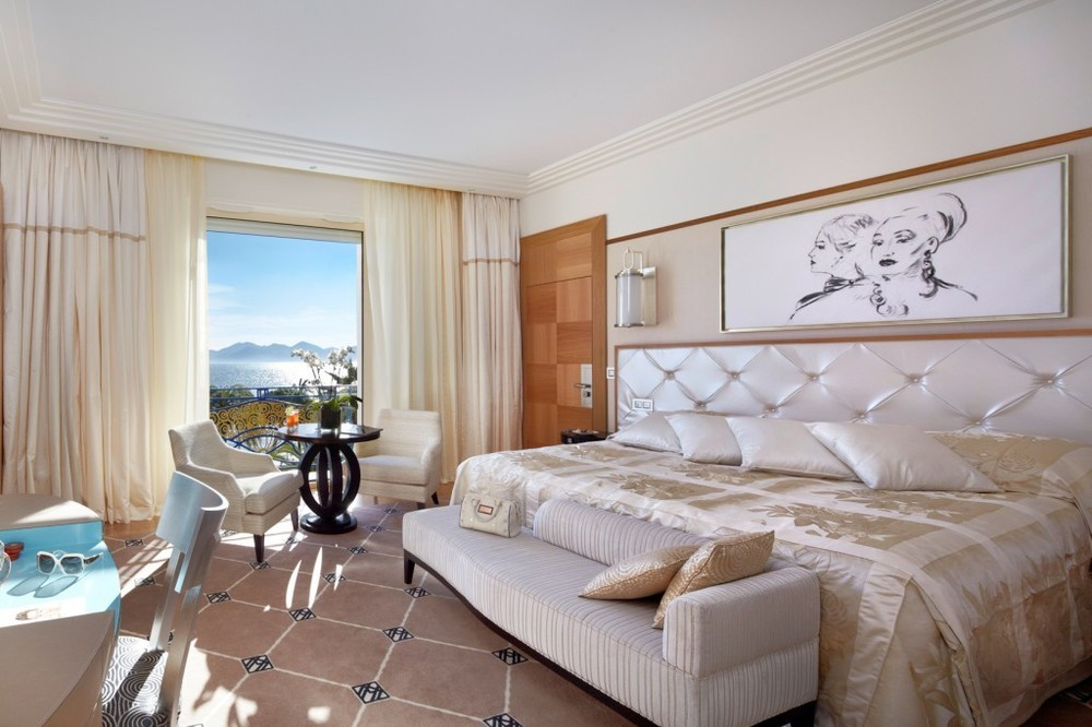 Grand Hyatt Cannes Hotel Martinez (5*)