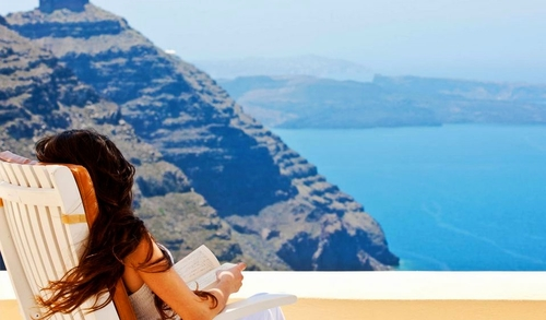Santorini Hotels With Best Views The Most Perfect View