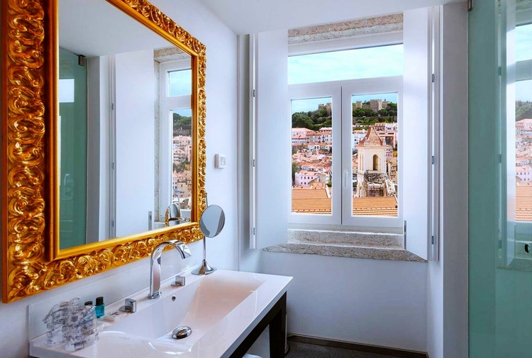 LISBOA CARMO HOTEL - Lisbon, Portugal