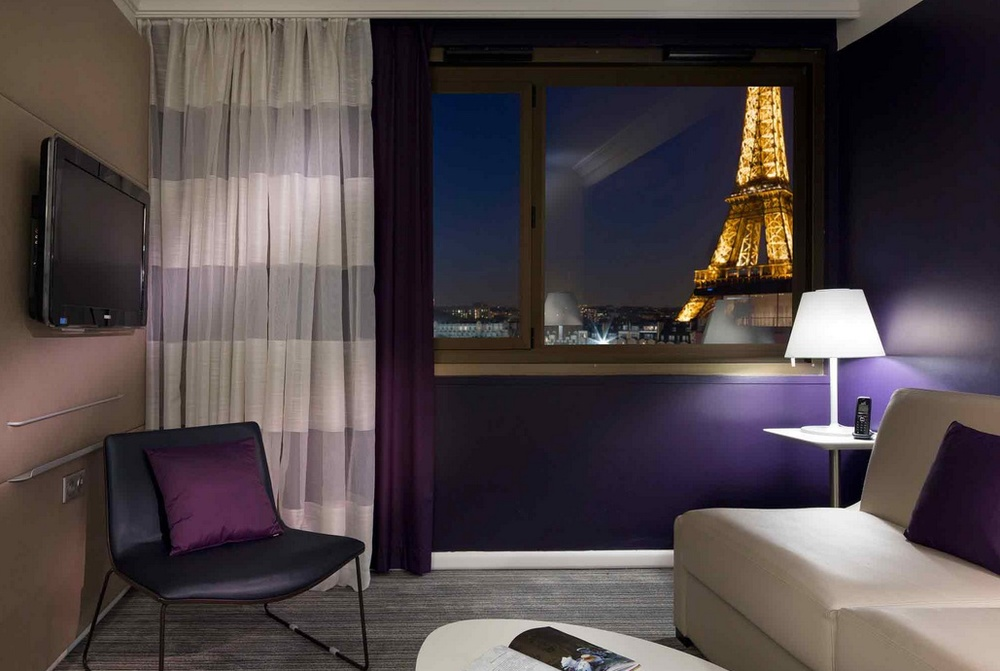 Hotels Near The Eiffel Tower With A Perfect Paris View