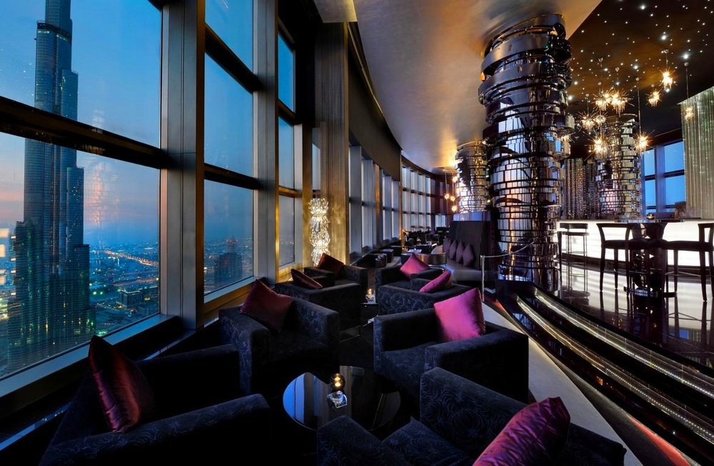 Star Hotels Near Burj Khalifa