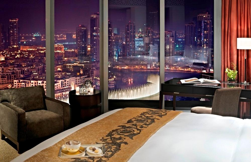 Burj khalifa hotel and hotels near burj khalifa with a for Burj al khalifa hotel rooms