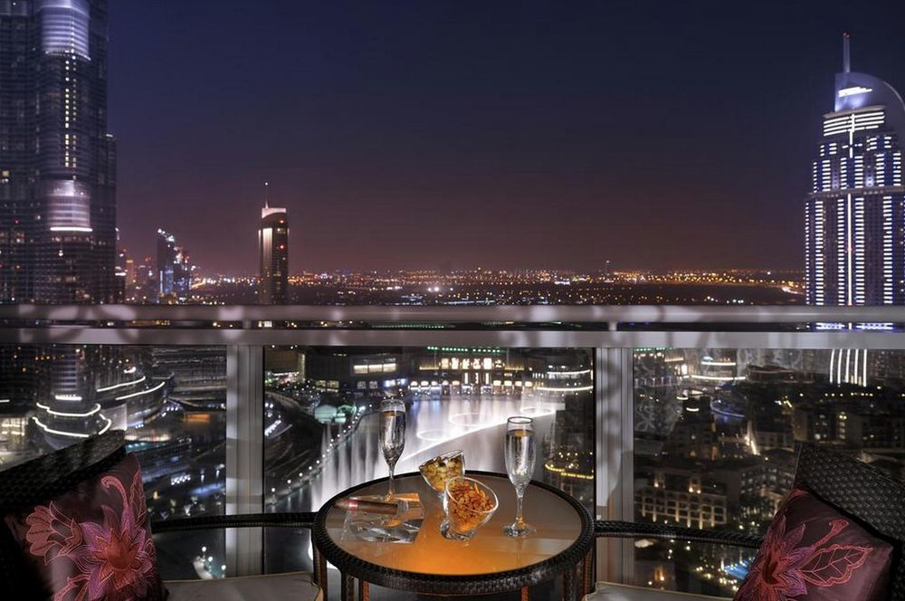 Hotels Near Burj Khalifa