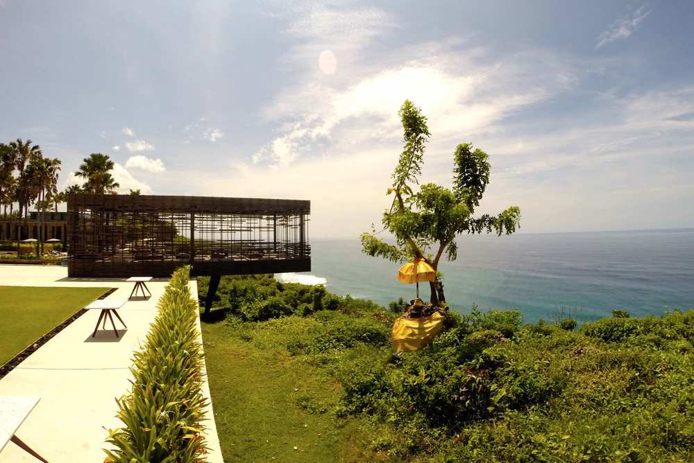 Alila villas uluwatu the most perfect view and stay in for Bali places to stay