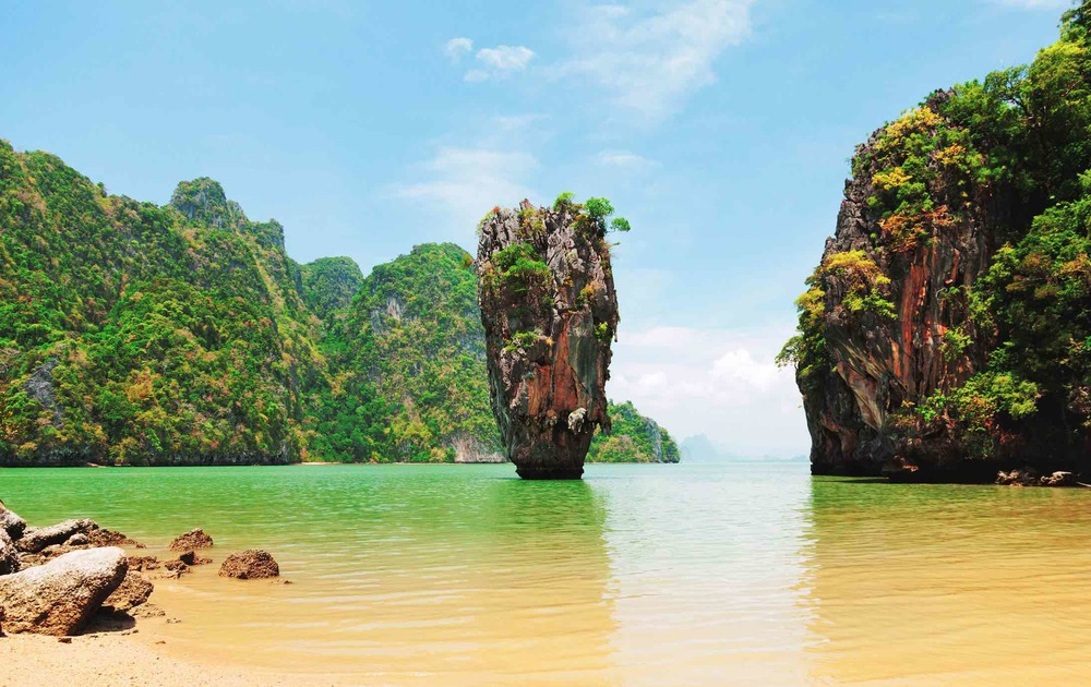 Best Sea View Hotels In Phuket