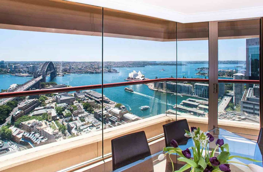 Sydney Hotels With Perfect Harbour Views  U2014 The Most