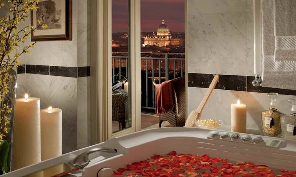 Rome hotels with best views for a perfect stay in rome for Exclusive hotels of the world