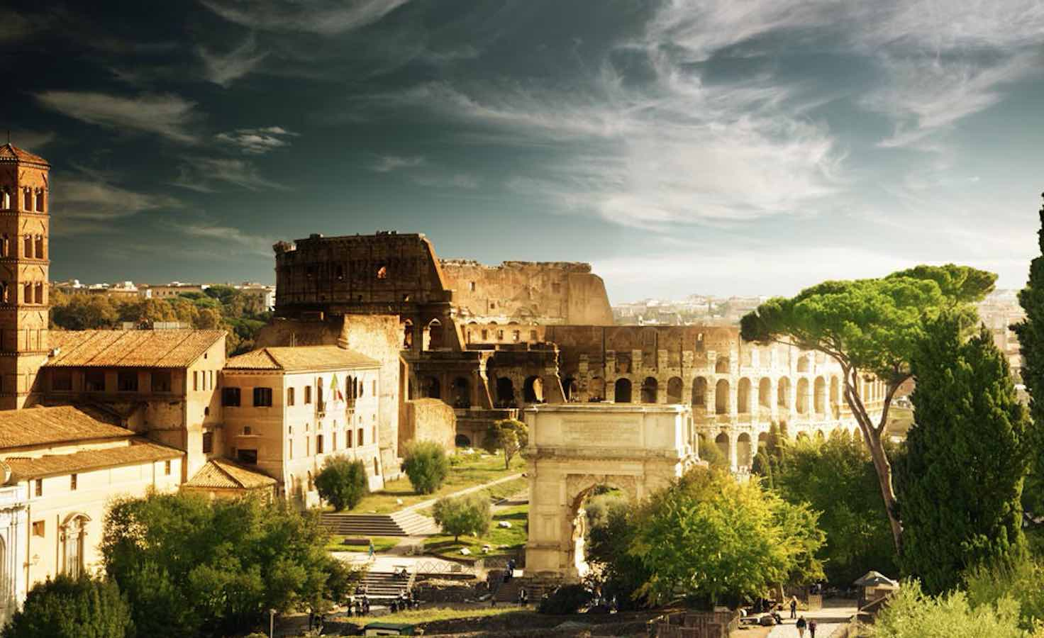 Rome hotels with best views for a perfect stay in rome the most best hotels in rome with a view sciox Gallery