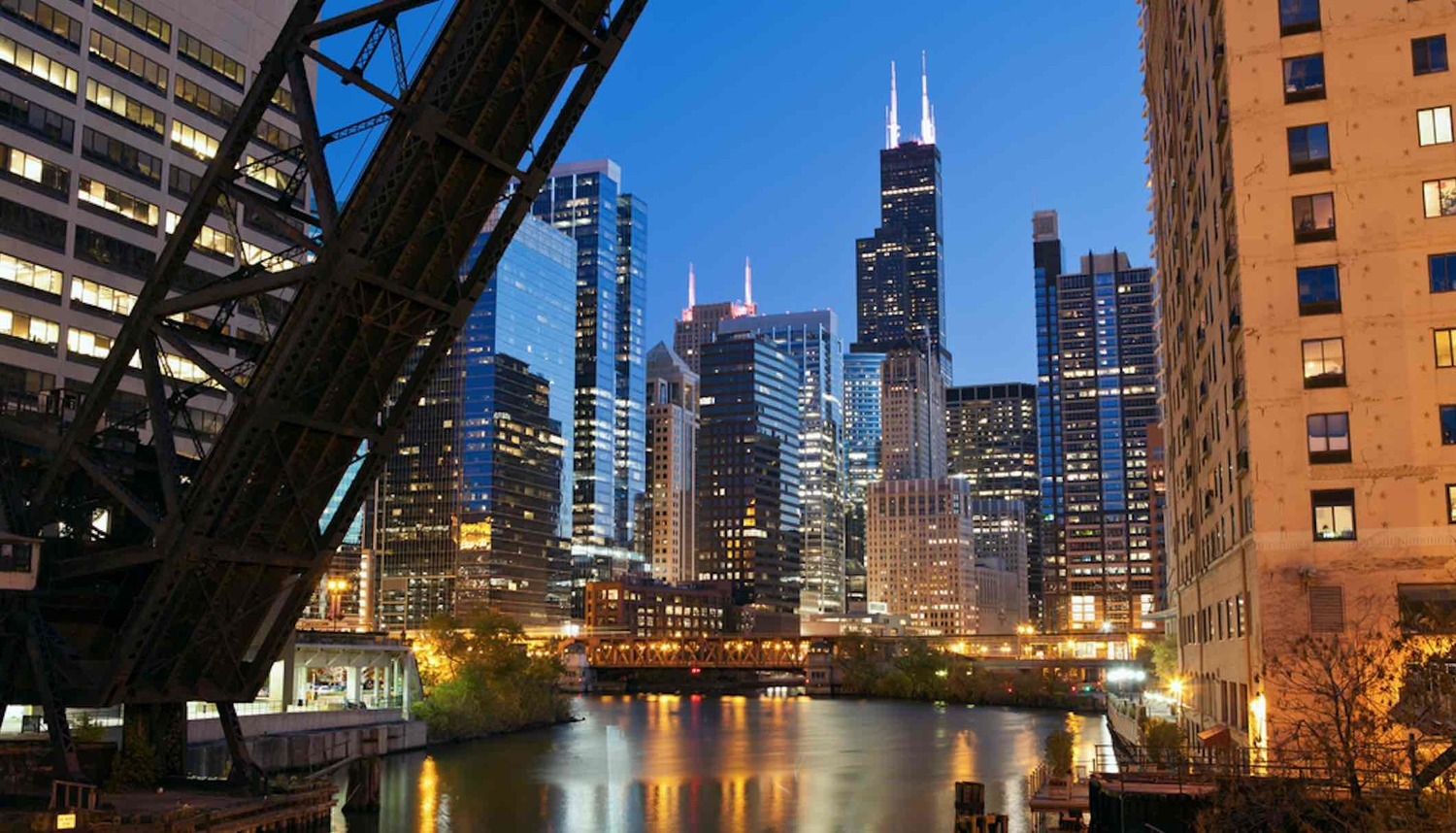 leaf wedding hotel youtube new chicago at watch a lincoln amazing and