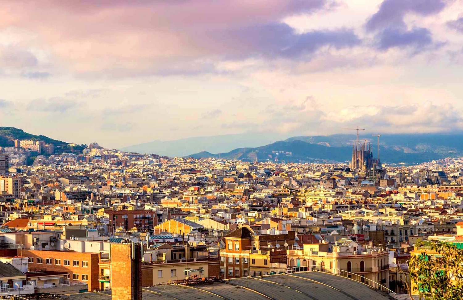 Best Hotels In Barcelona With Views The Most Perfect View