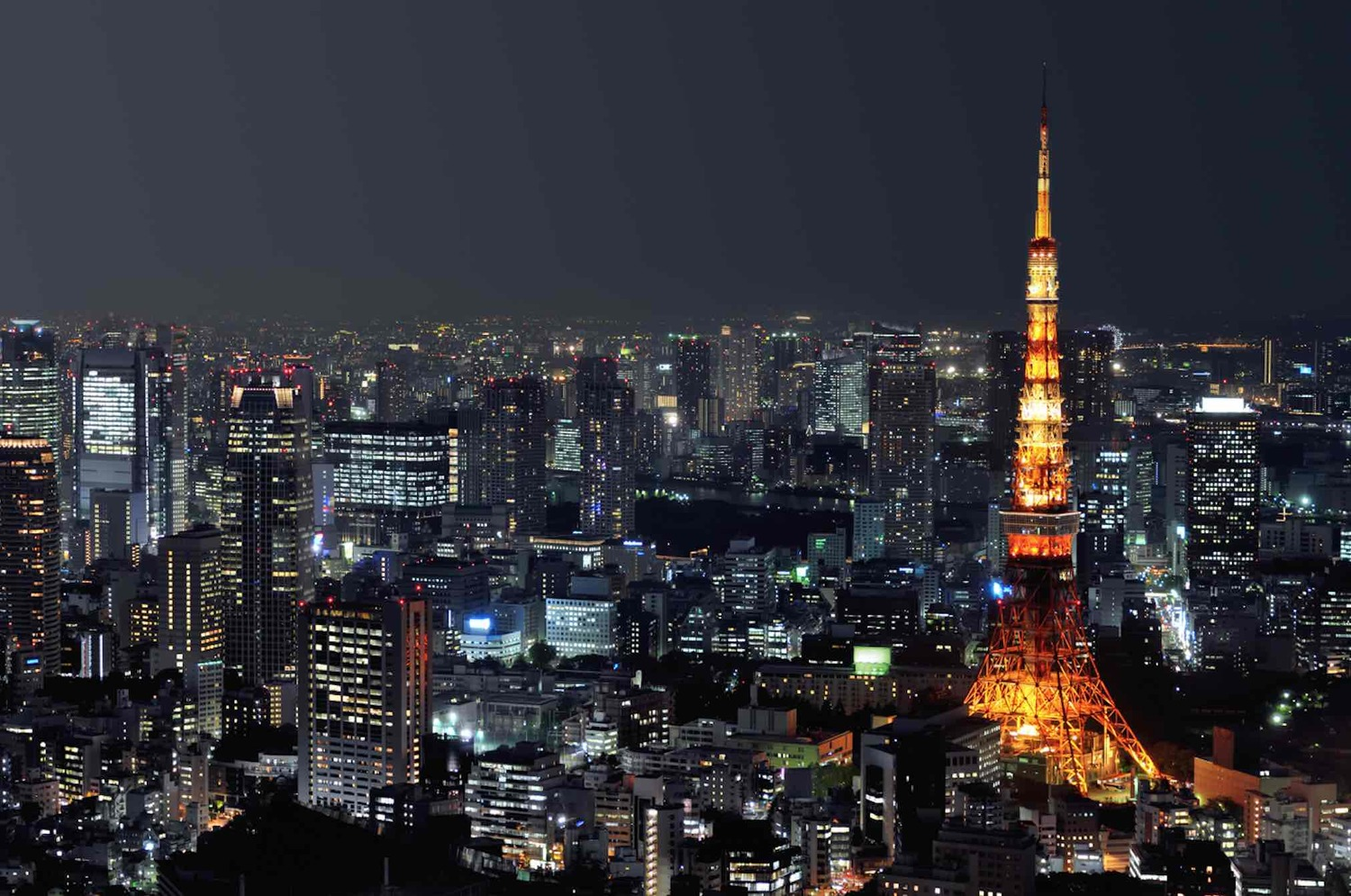 Best Hotels In Tokyo With A View The Most Perfect View