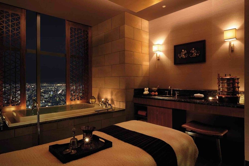 Shangri La Hotel, Tokyo (5 Star)