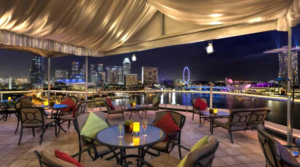 Singapore hotels with best views the most perfect view for Singapore five star hotel