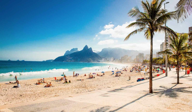 Rio De Janeiro Beaches