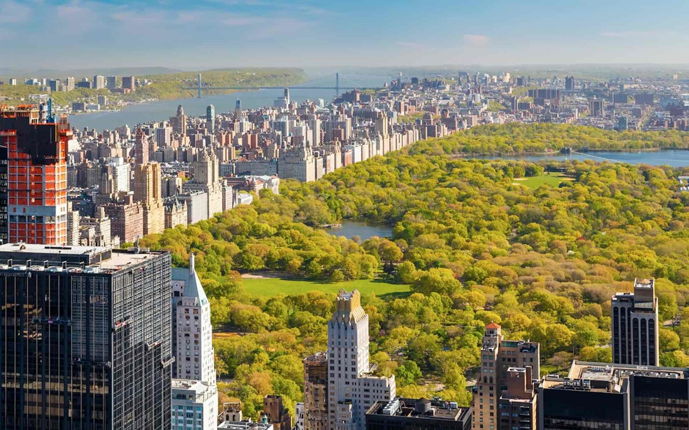 Hotels near central park with a view new york city the for The best of nyc