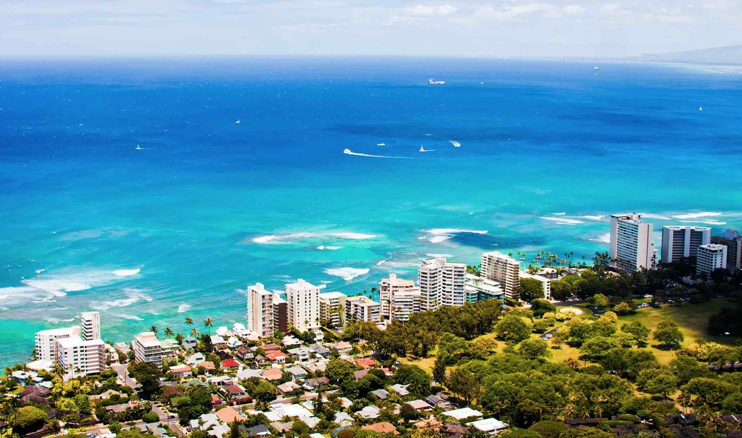 Honolulu Hotels with Best Waikiki Views — The Most Perfect View