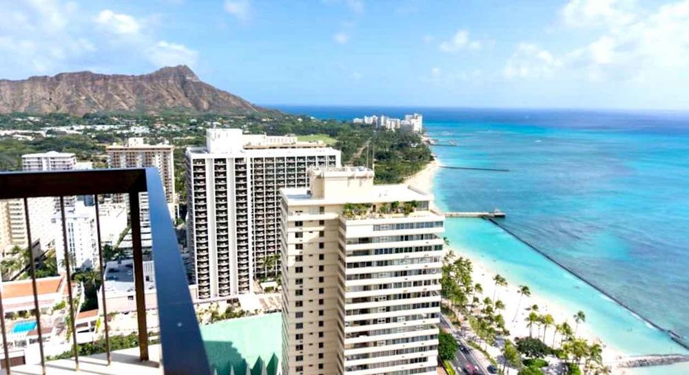 Five Star Hotels In Waikiki