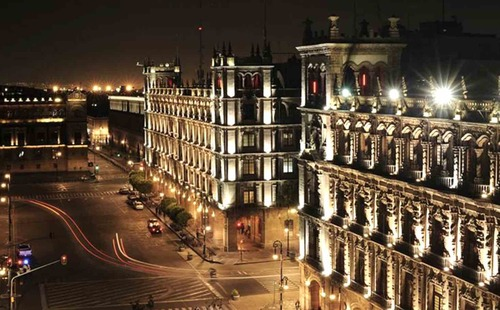 Mexico City Hotels With Best Views The Most Perfect View