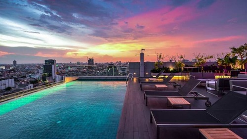 Best Bangkok Hotels With A View The Most Perfect View