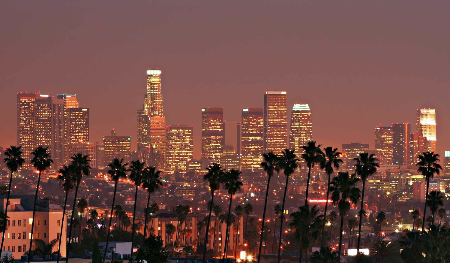 Best Hotels in Los Angeles with Perfect Views — The Most Perfect View