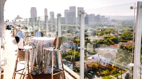 Best hotels in los angeles with perfect views the most perfect view mr c beverly hills 5 star publicscrutiny Choice Image