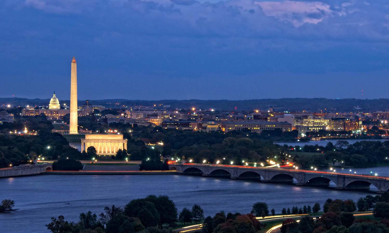 Best Washington Dc Hotels With 5 Star Views The Most Perfect View - Stunning-art-deco-with-spectacular-river-and-city-views