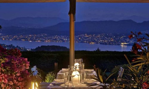 Zurich Hotels With Best City And Lake Views The Most Perfect View