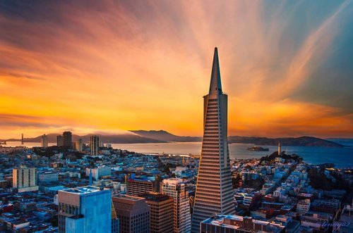 Hotels With Best View Of Golden Gate Bridge In San Francisco The