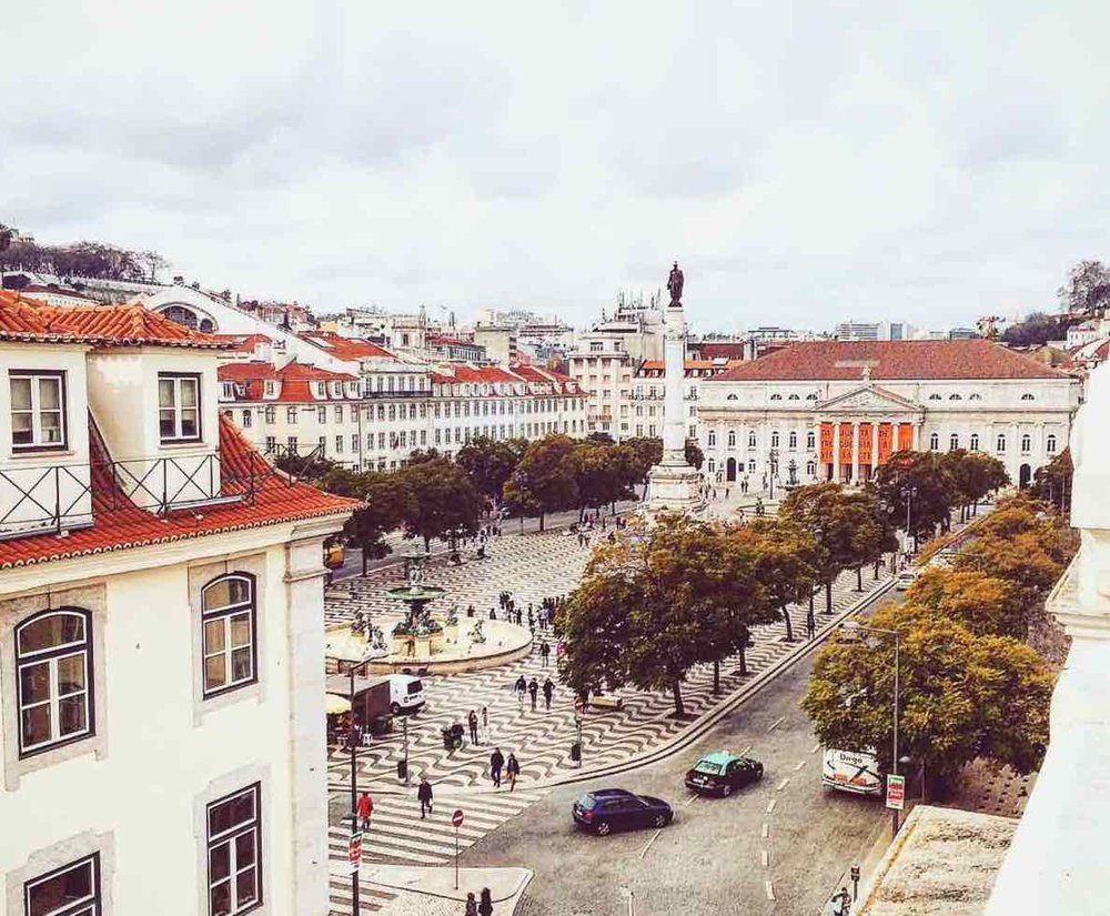 Best hotels in lisbon with 5 star views the most perfect for Small design hotels of the world