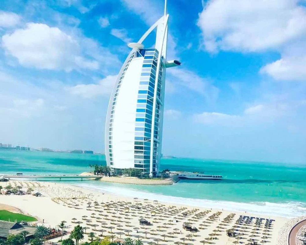 Best of the best dubai hotels with views the most for Top 10 5 star hotels in dubai