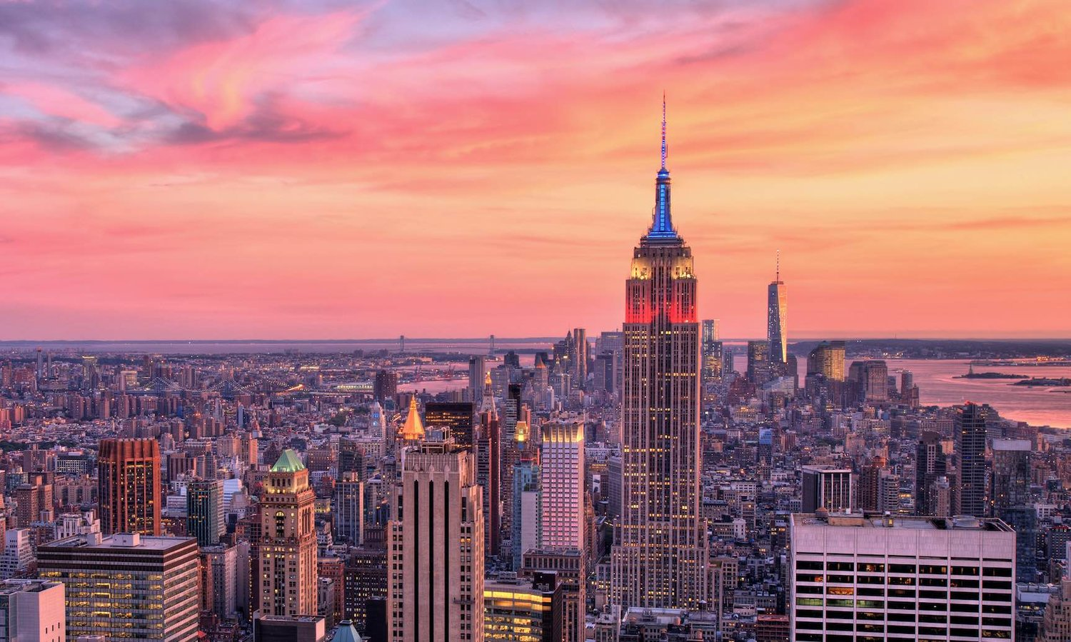 Hotels With Best Views In Nyc The Most Perfect View - Stunning-art-deco-with-spectacular-river-and-city-views