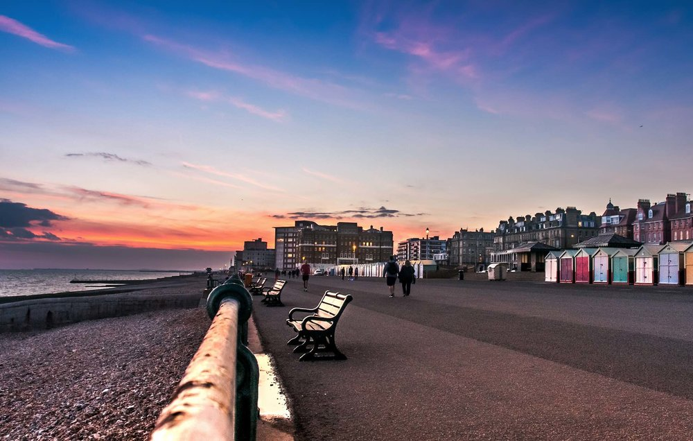 Brighton Seafront Hotels with a View \u2014 The Most Perfect View