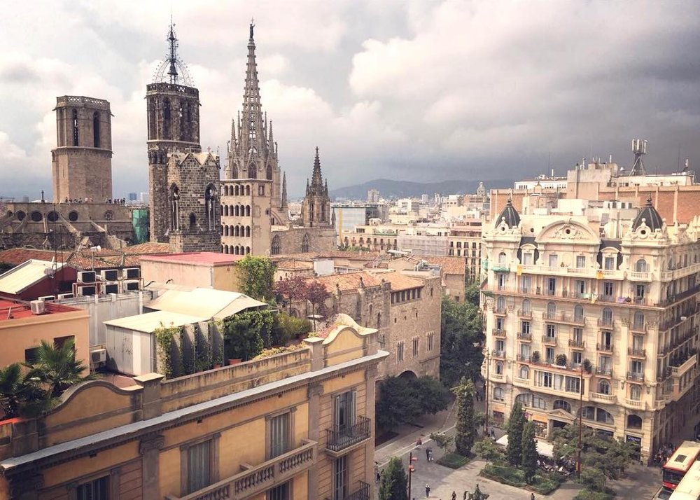 Best hotels in barcelona with best views the most for 4 star boutique hotel