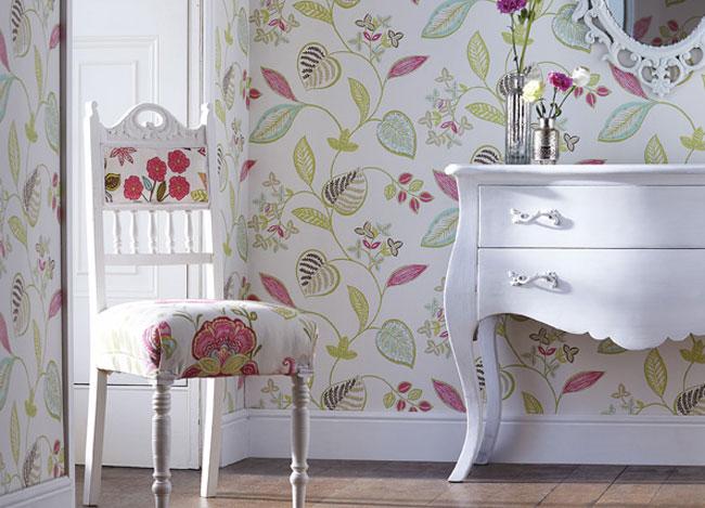 Girls Style British Style Cici Crib Interiors