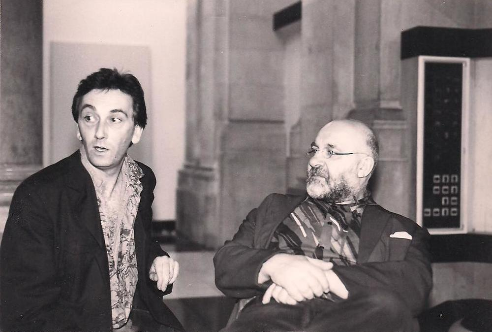 Charlie Barber & Lol Coxhill, Sex & Death at Covent Garden, 1986.jpg