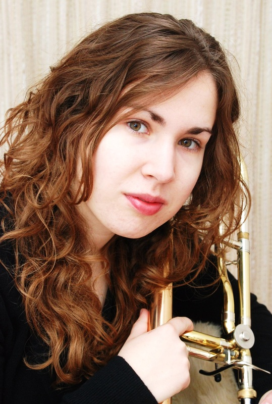 Stephanie Dyer (trombone)