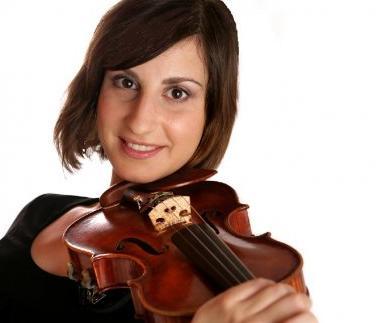 Christiana Mavron (violin)