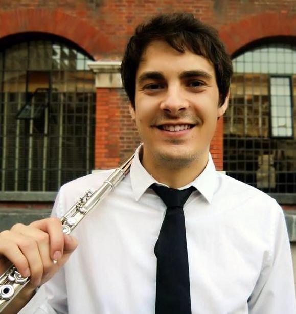 Pedro Lopez Campos (flute)